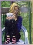 Amherst Portrait by Tasha Robbins